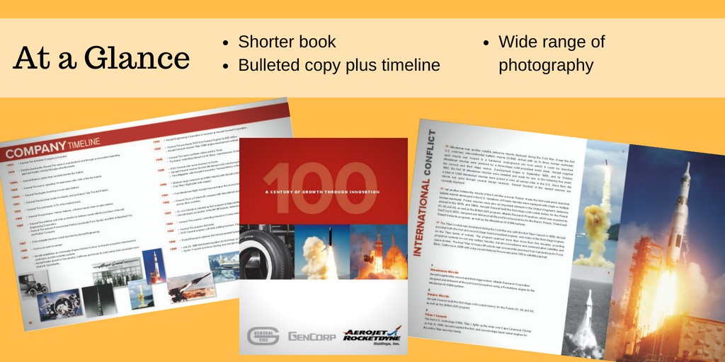 10 Best Formats for your Company History Book - The Writers